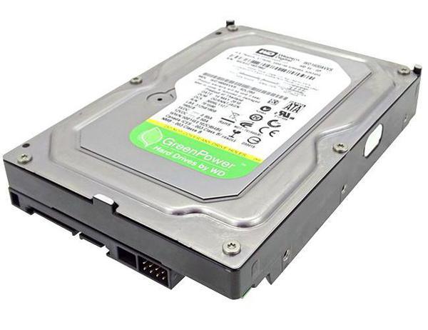 """Внутрішній жорсткий диск Western Digital AV 160ГБ 5400 обертів в хвилину 8МБ 3.5"""" SATA II WD1600AVVS, мініатюра №2"""