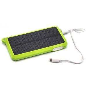 Универсальная батарея (Power Bank) PowerPlant 10000mAh 1*USB/1A 1*USB/2A Solar 15V/200mA (PB-SS002G)