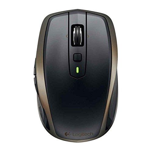 Мишка Logitech  MX Anywhere 2 Wireless/Bluetooth (910-004374), мініатюра №2