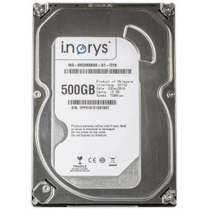 Внутрішній жорсткий диск I.norys 500Gb 7200 rpm 16MB INO-IHDD0500S2-D1-7216