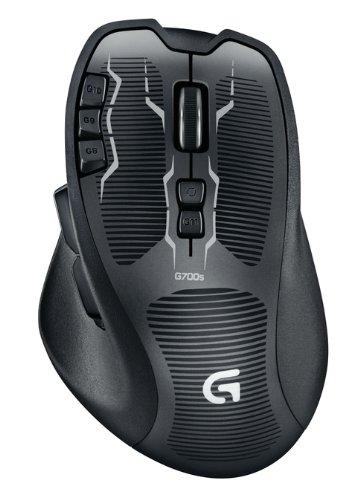 Мишка Logitech  G700s Rechargeable Gaming Mouse (910-003424), мініатюра №8
