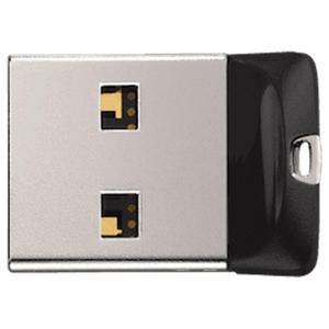 USB флеш-накопичувач Sandisk 32GB Cruzer Fit USB 2.0 (SDCZ33-032G-G35)