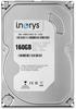 """Внутрішній жорсткий диск I.norys 160ГБ 7200 обертів в хвилину 2МБ 3.5"""" SATA II INO-IHDD0160S2-D1-7202, мініатюра №1"""
