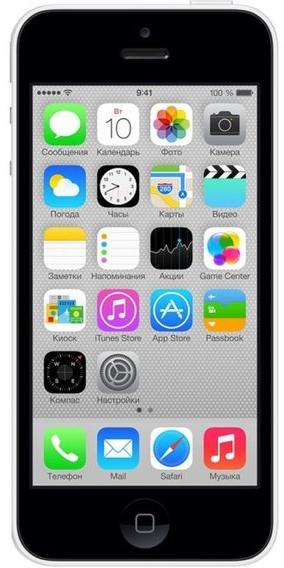 Смартфон Apple iPhone 5c 8 Gb white