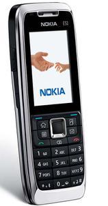 Кнопочный телефон Nokia E51-1 Silver Оригинал (E51-1)