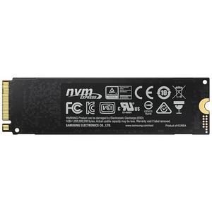 Внутренний накопитель Samsung 1 ТБ M.2 PCI-Express NVMe MLC MZ-V7S1T0BW