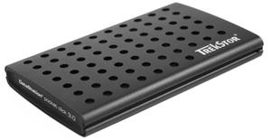 """Зовнішній жорсткий диск Trekstor DataStation Pocket Click 320ГБ 2.5"""" USB 3.0 External black TS25-320PCL"""