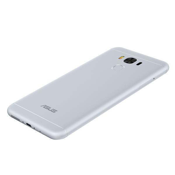 Смартфон Asus ZenFone 3 Max 3-32 Gb silver ZC553KL-4J034WW, мініатюра №6