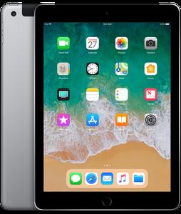 Планшет Apple iPad (2018) Wi-Fi + Cellular 32Gb Space Gray (MR6Y2)
