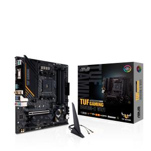 Материнська плата ASUS TUF Gaming B550M-E WiFi Socket AM4
