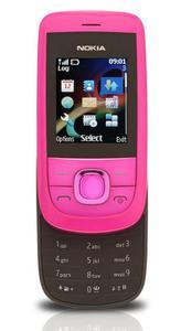 Кнопочный телефон Nokia 2220 Hot Pink Оригинал (2220 slide)