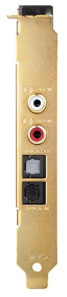 Звукова картка Creative Labs  Sound Blaster ZxR (70SB151000001), мініатюра №4