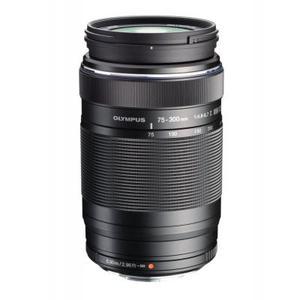 Объектив Olympus EZ-M7530 ED 75-300mm 1:4.8-6.7 II Black (V315040BE000)