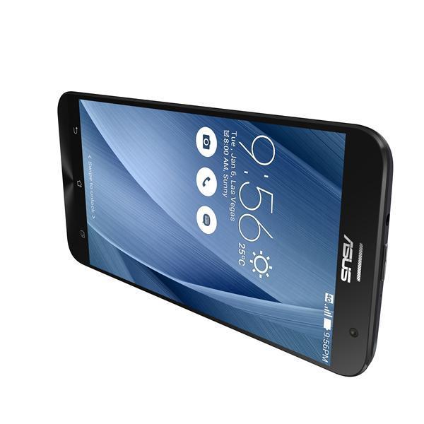 Смартфон Asus ZenFone 2 4-64 Gb Glacier grey 90AZ00A5-M03670, мініатюра №5