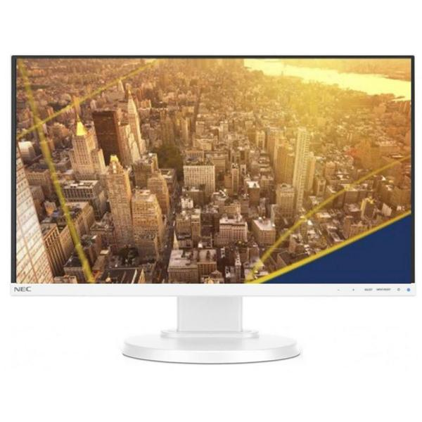 Монітор Nec E241N LCD 23.8'' Full HD white 60004221, мініатюра №5