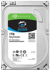 """Внутрішній жорсткий диск Seagate SkyHawk HDD 1TB 5900rpm 64MB ST1000VX005 3.5"""" SATAIII"""