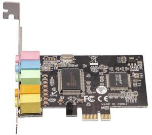 Звуковая карта Frime SCF-CMI8738-6CH.LP