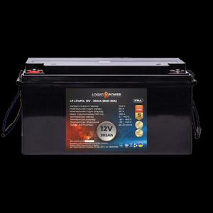 Акумулятор LP LiFePo-4 12 V 202 Ah BMS 80A пластик