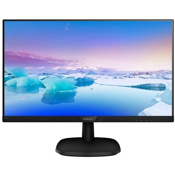 Монітор Philips LCD 27'' Full HD 273V7QJAB 00, мініатюра №1