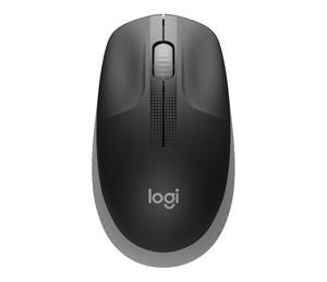 Мышь Logitech M190 Wireless Mid Grey (910-005906)