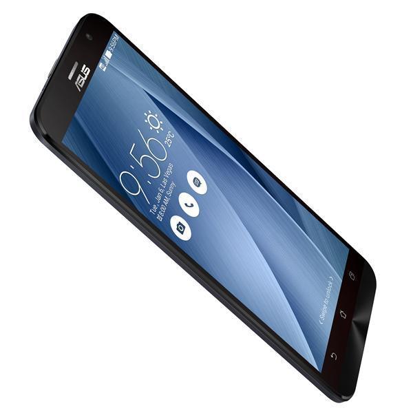 Смартфон Asus ZenFone 2 4-64 Gb Glacier grey 90AZ00A5-M03670, мініатюра №7