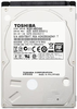 """Внутрішній жорсткий диск Toshiba 500ГБ 5400 обертів в хвилину 8МБ 2.5"""" SATA II MQ01ABD050V, мініатюра №1"""