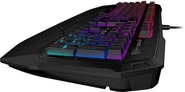 Клавіатура ROCCAT Ryos MK FX Brown Switch FR  Black (ROC-12-873-BN/FR), мініатюра №7