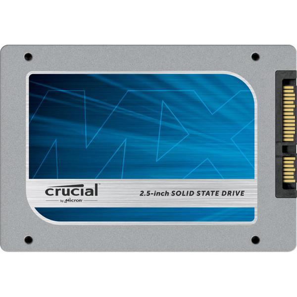 """Внутренний накопитель Micron 128 ГБ 2.5"""" SATA 6Gb CT128MX100SSD1, мініатюра №1"""