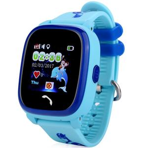 Детские умные часы UWatch DF25 Kids waterproof smart watch Blue (F_52338)