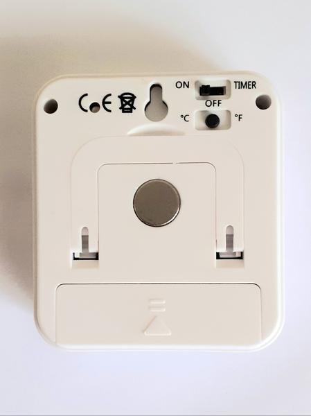 Термометр с выносным щупом двоканальный на 2 выносных щупа Digital Cooking Thermometr Timer TR-2, мініатюра №6