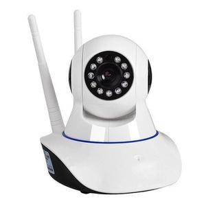 IP камера c 2 антеннами UKC Net Camera JT-110 BW ART 264-2 White par_CAM 264-2)