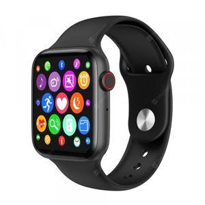 Смарт-часы с bluetooth звонком и ЭКГ Smartix W26 черный пульс давление температура