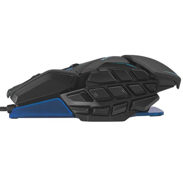 Мишка MadCatz M.M.O. TE Gaming Mouse (MCB437140002/04/1), мініатюра №3