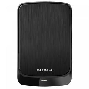 """Зовнішній жорсткий диск A-Data USB 3.2 Gen1 HV320 4TB 2 5"""" чорний AHV320-4TU31-CBK"""