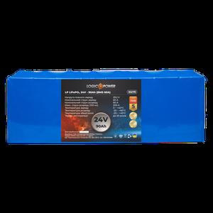 Акумулятор LP LiFePo-4 24V 90 Ah BMS 60A