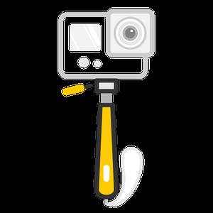 Крепление для экшн-камер