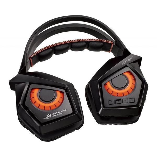 Навушники ASUS ROG Strix Wireless (90YH00S1-B3UA00), мініатюра №3