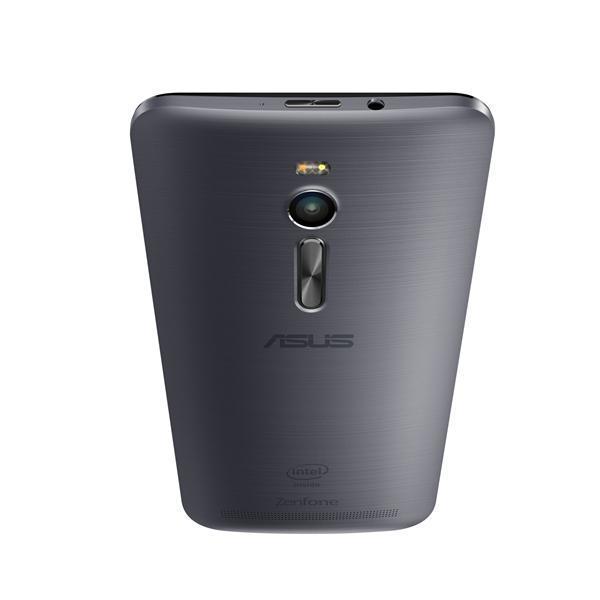 Смартфон Asus ZenFone 2 4-64 Gb Glacier grey 90AZ00A5-M03670, мініатюра №22