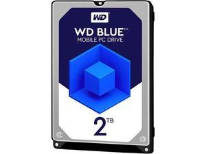 Накопитель HDD 2.0TB WD Blue 5400rpm 128MB WD20SPZX