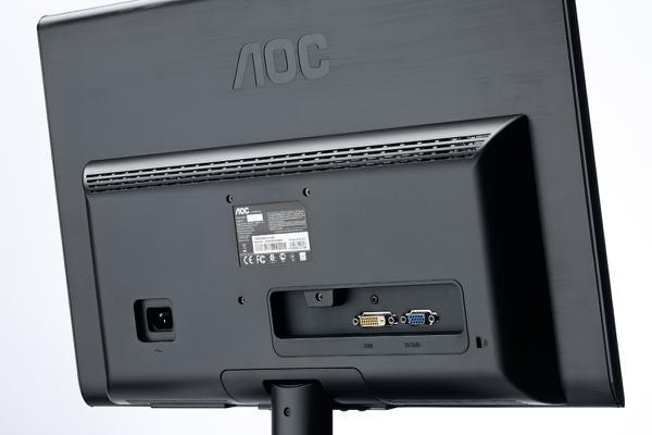 "Монітор AOC LED 21.5"" Full HD E2250SWDNK, мініатюра №9"