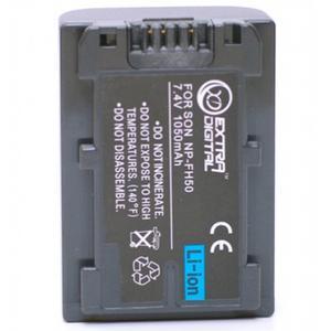 Аккумулятор для фото/видеокамер EXTRADIGITAL Sony NP-FH50 (BDS2660)