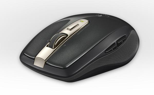 Мишка Logitech  Anywhere MX Wireless Black (910-002899), мініатюра №4