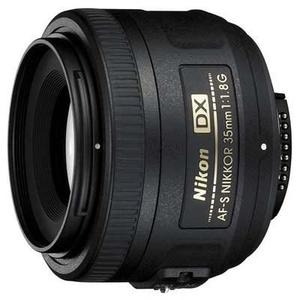 Объектив Nikon Nikkor AF-S 35mm f/1.8G DX (JAA132DA)