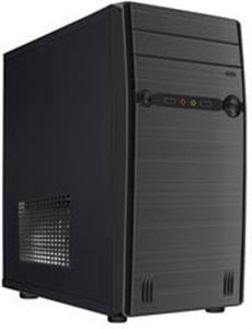 Корпус для системного блоку Delux MK 280 Black 400W 8Fan (MK280-400-8F)