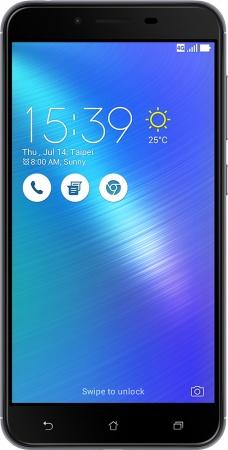 Смартфон Asus ZenFone 3 Max 2-32 Gb titanium grey 90AX00D2-M00280, мініатюра №1