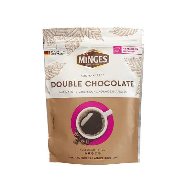 Кава Minges Double Chocolate 250 г, мініатюра №1