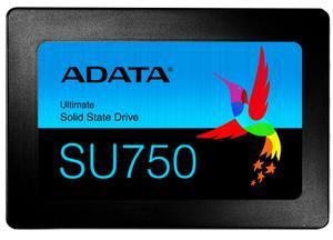 "Внутренний накопитель A-Data SSD 1TB 2.5"" SU750 SATA 3D TLC ASU750SS-1TT-C"
