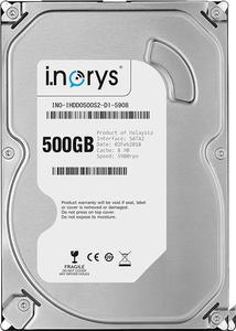 Внутрішній жорсткий диск I.norys 500GB 5900 rpm 8MB INO-IHDD0500S2-D1-5908 SATA II