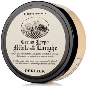 Крем для тела Perlier Honey Langhe Hill увлажняющий 200 мл (MPC-300181)