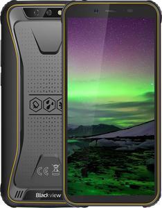 Смартфон Blackview BV5500 2-16 Gb Dual Sim yellow